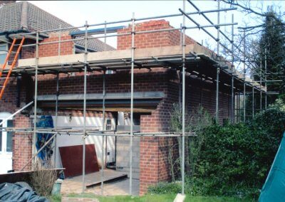 House & Garage Extension2